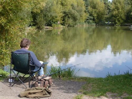 Alderwood Ponds Course Fishery