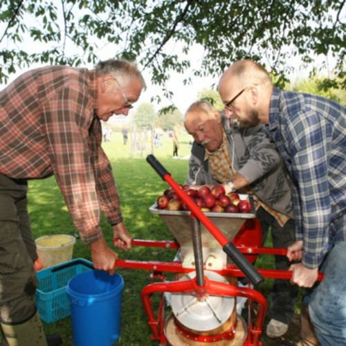 Steyning Community Orchard Family Apple Day