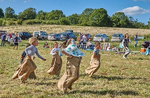 The Steyning Downland Scheme Big Picnic